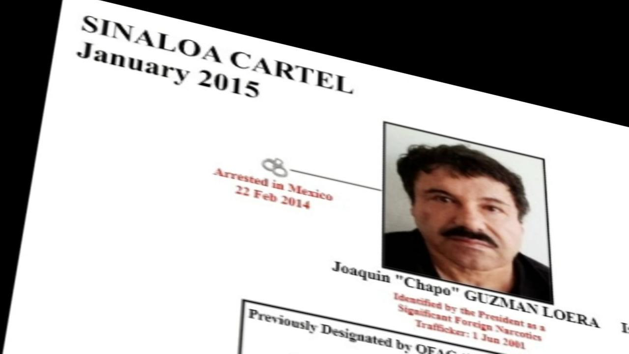 Fed's calendar reveals El Chapo drug deal in Chicago