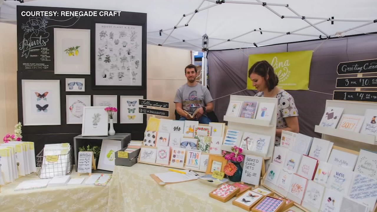 Renegade Craft Fair to be held in Pilsen