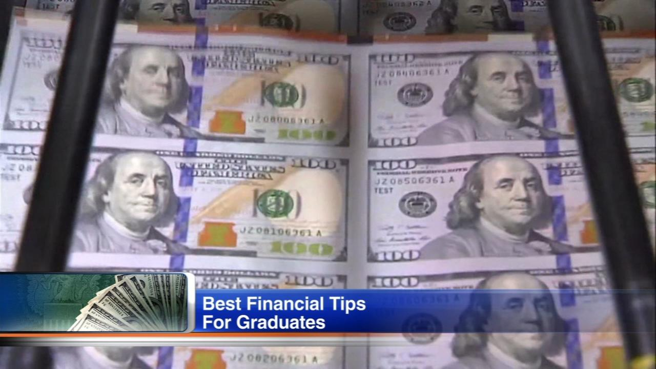 Financial advice for new graduates