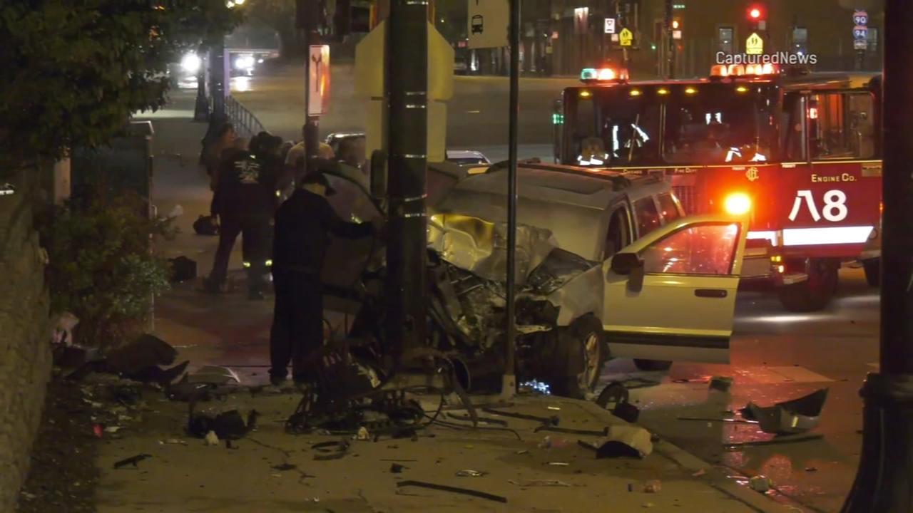 1 dead, 2 injured after South Loop crash