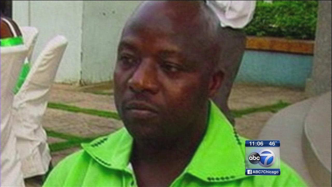 Relatives of Ebola victim Thomas Eric Duncan speak out in Chicago