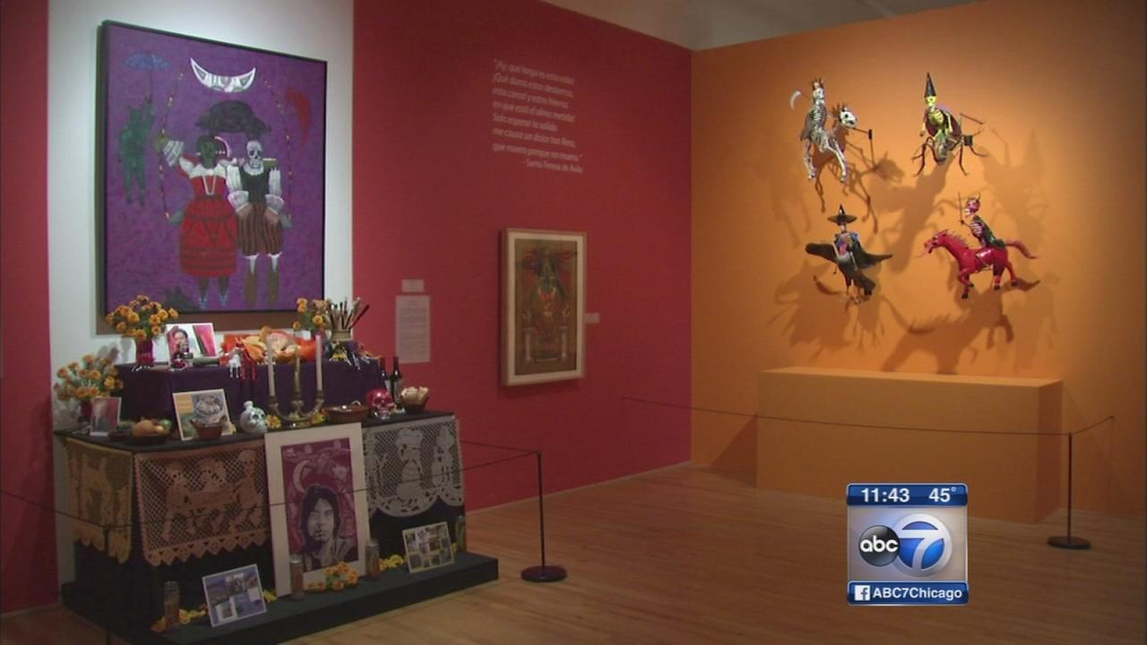 Day of the Dead tradition has Mexican roots