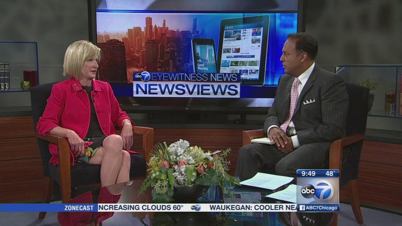 Newsviews: Darlene Senger