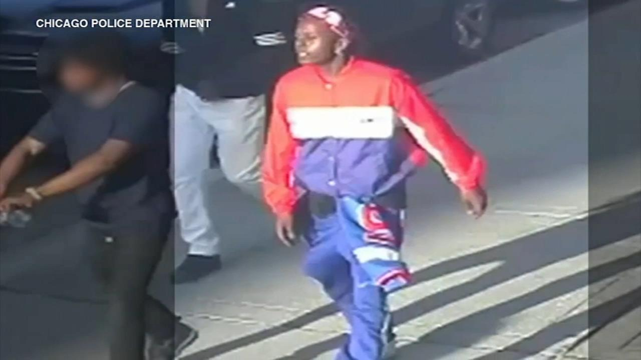 Police release video of suspect in Lakefront Trail attack