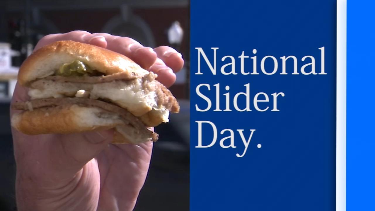 White Castle offering free food to celebrate National Slider Day