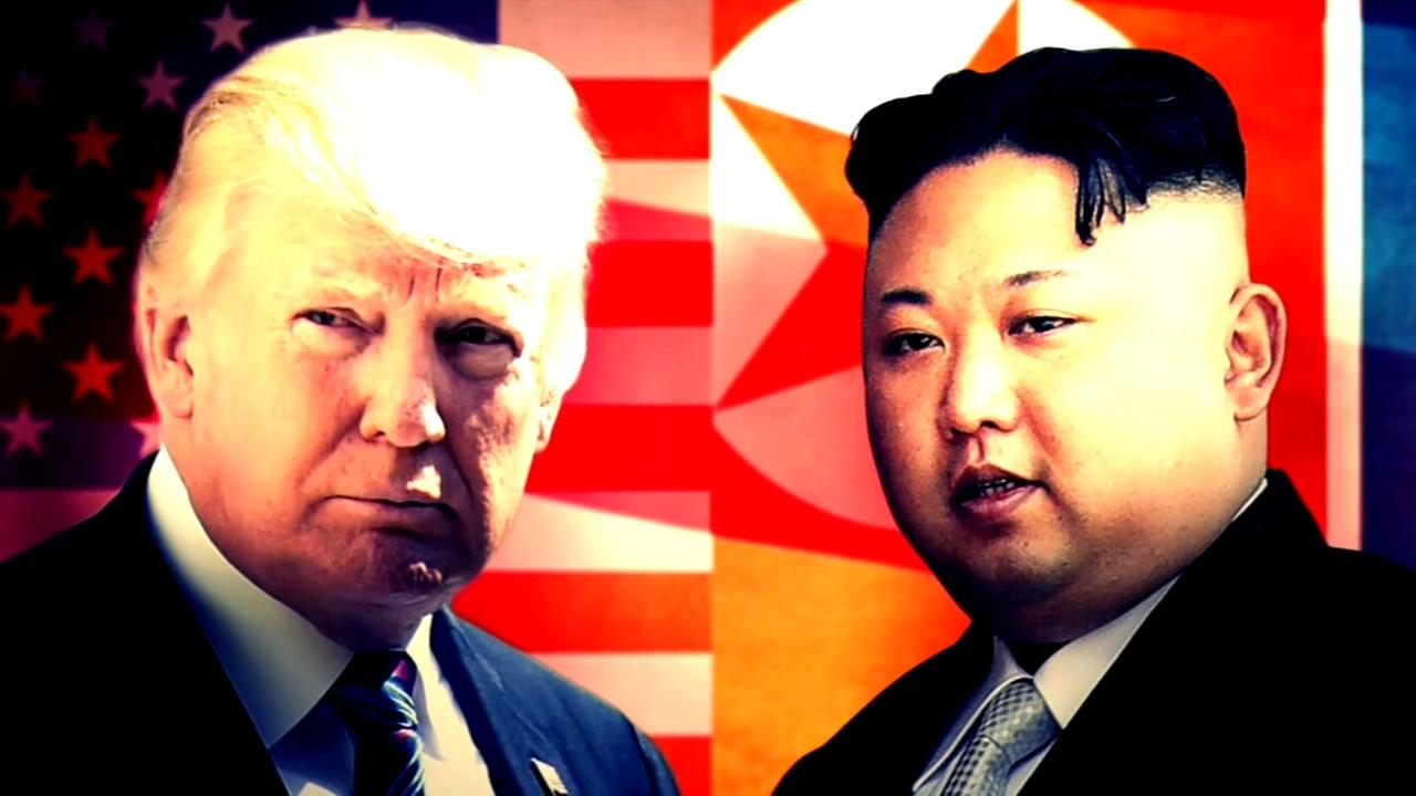 North Korea threatens to cancel Trump-Kim summit over drills