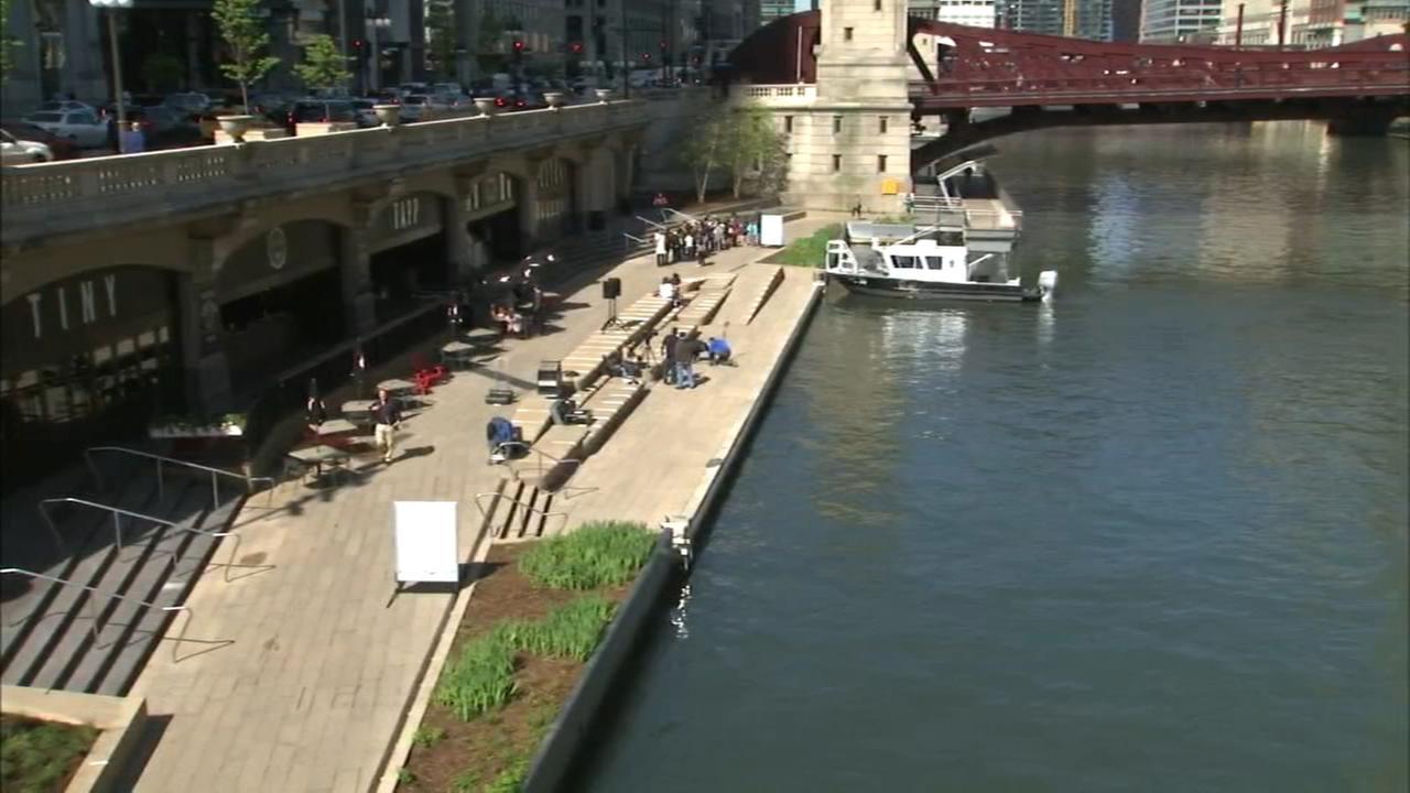 Chicago Riverwalk kicks off summer season with weekend events