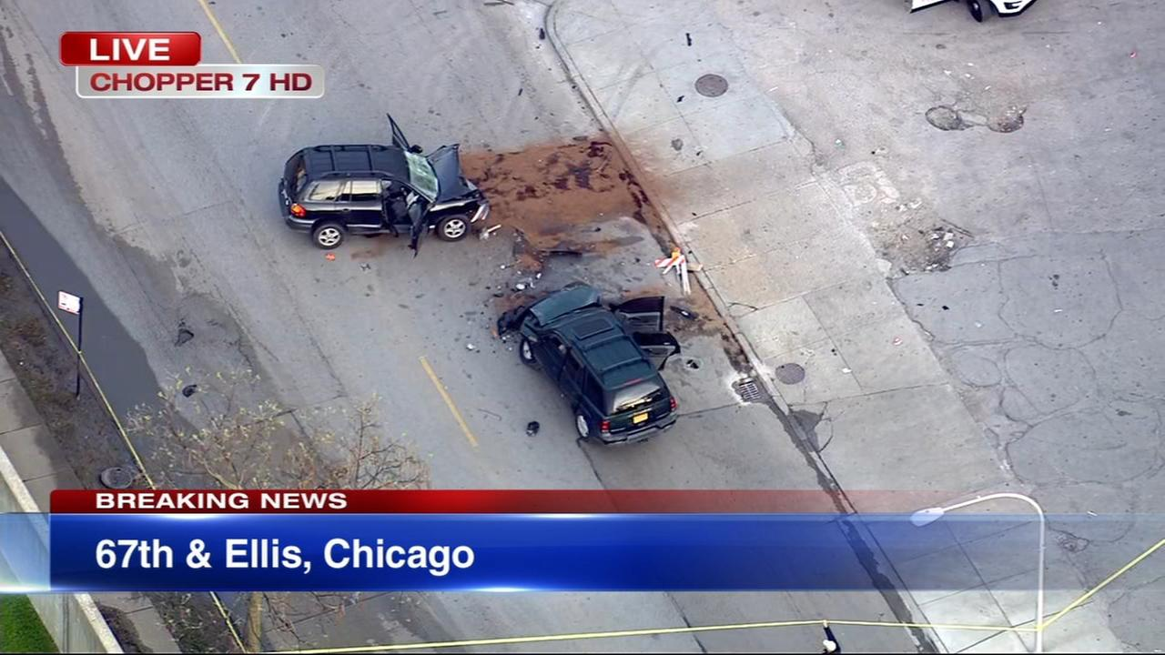 Fatal crash on Chicagos South Side