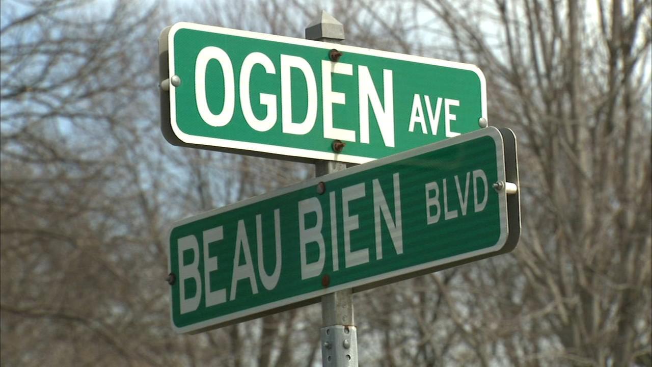 How to say Beau Bien Boulevard in Lisle