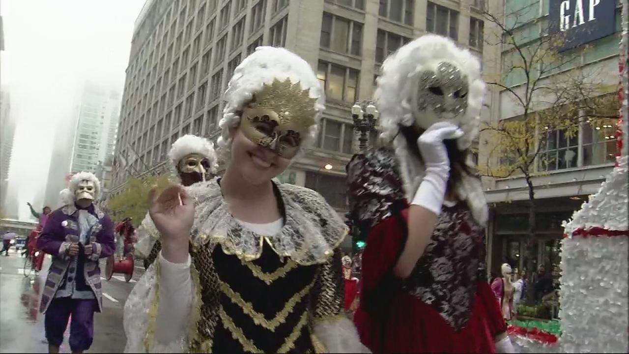 Columbus Day Parade, part five