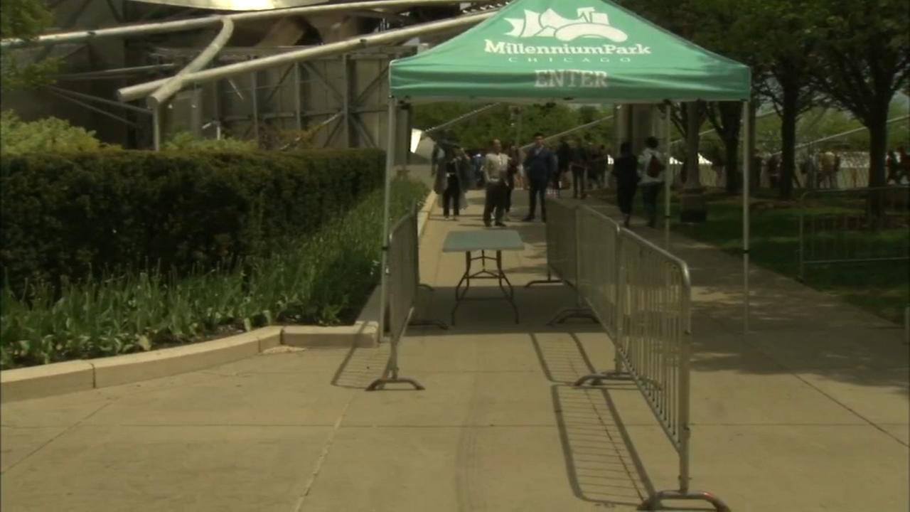 Millennium Park implementing new security plan for summer events