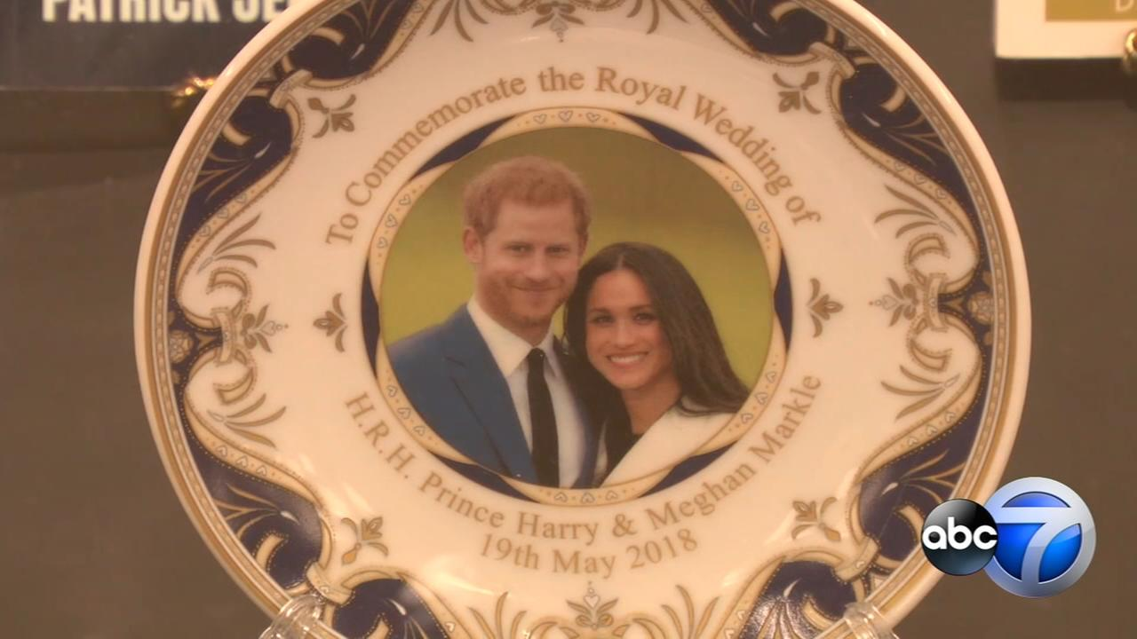 Northwestern ready for royal wedding