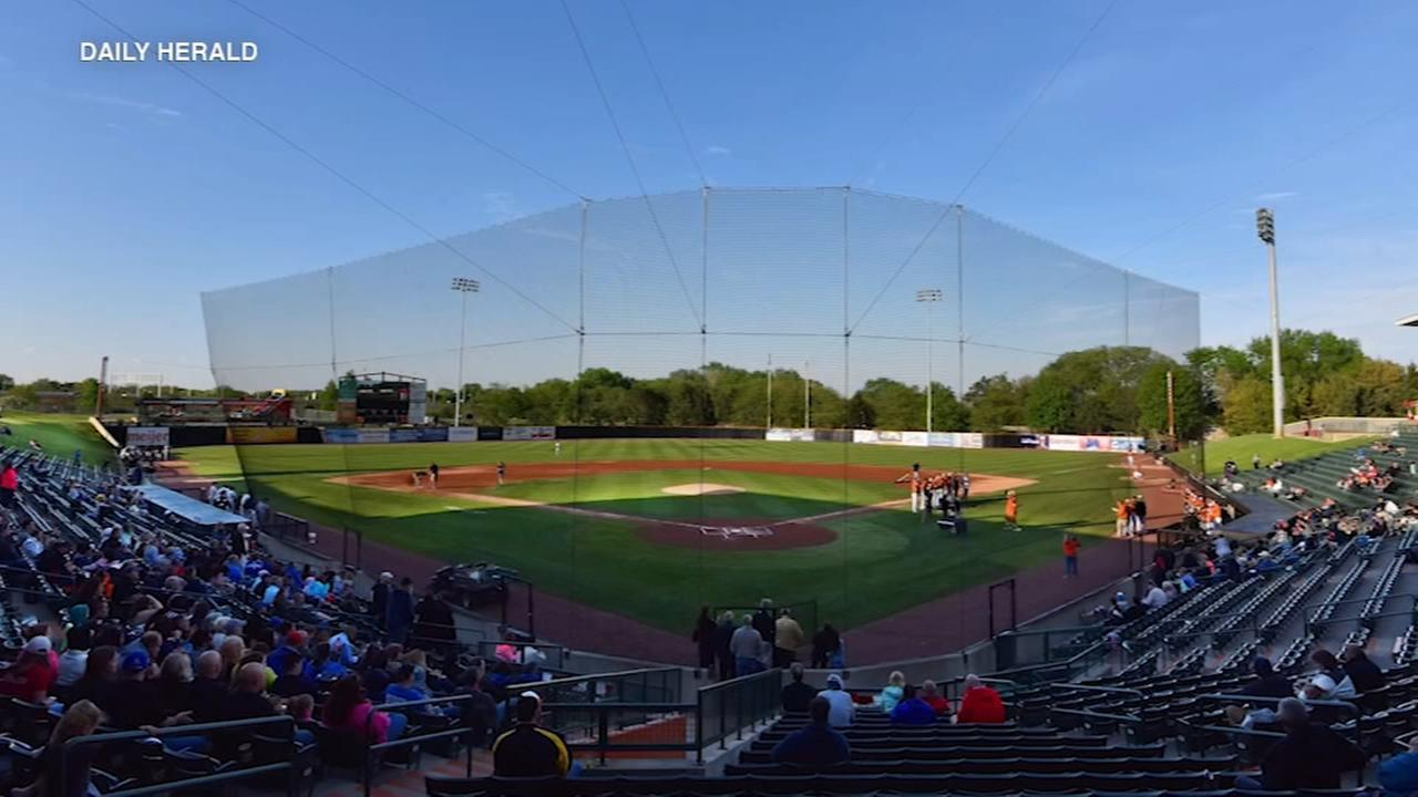 Daily Herald: Suburban ballparks extend netting to protect fans