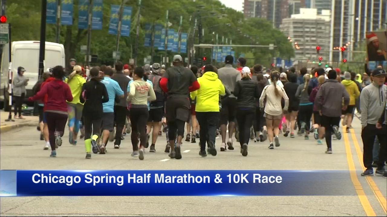 Byline Bank Chicago Spring Half Marathon