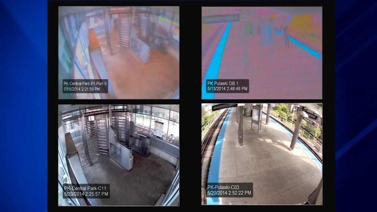 CTA to install 600 cameras to curb crime