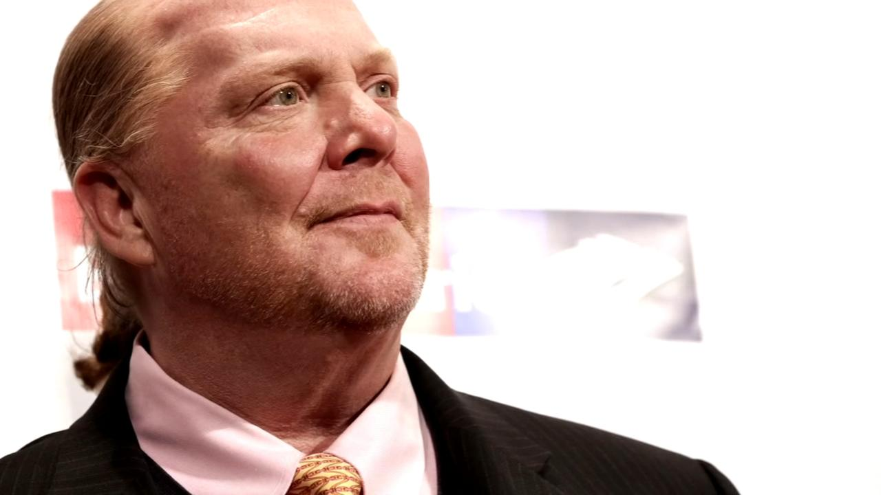 NYPD probing sex allegations against Mario Batali