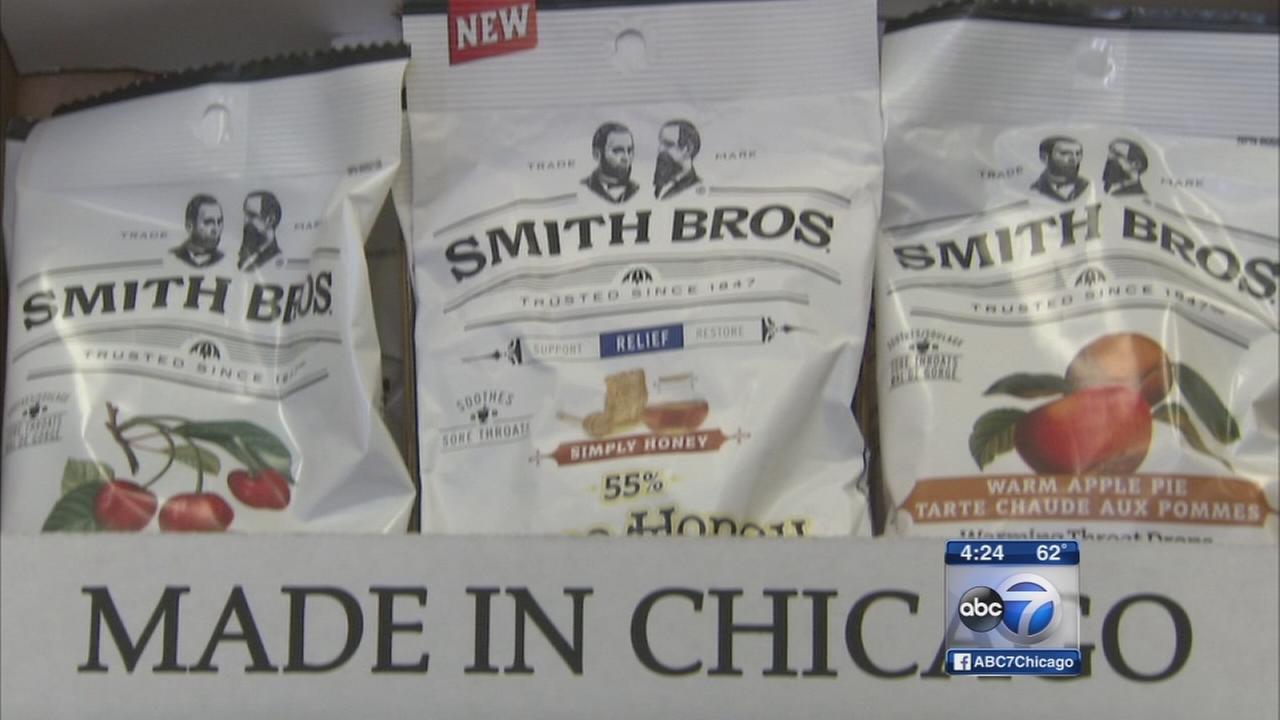 Smith Bros cough drops