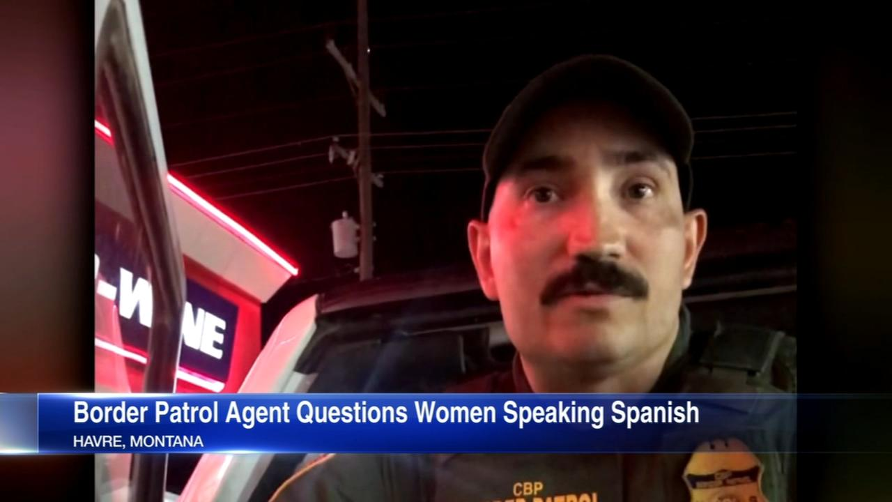 Border agent questions, detains women for speaking Spanish