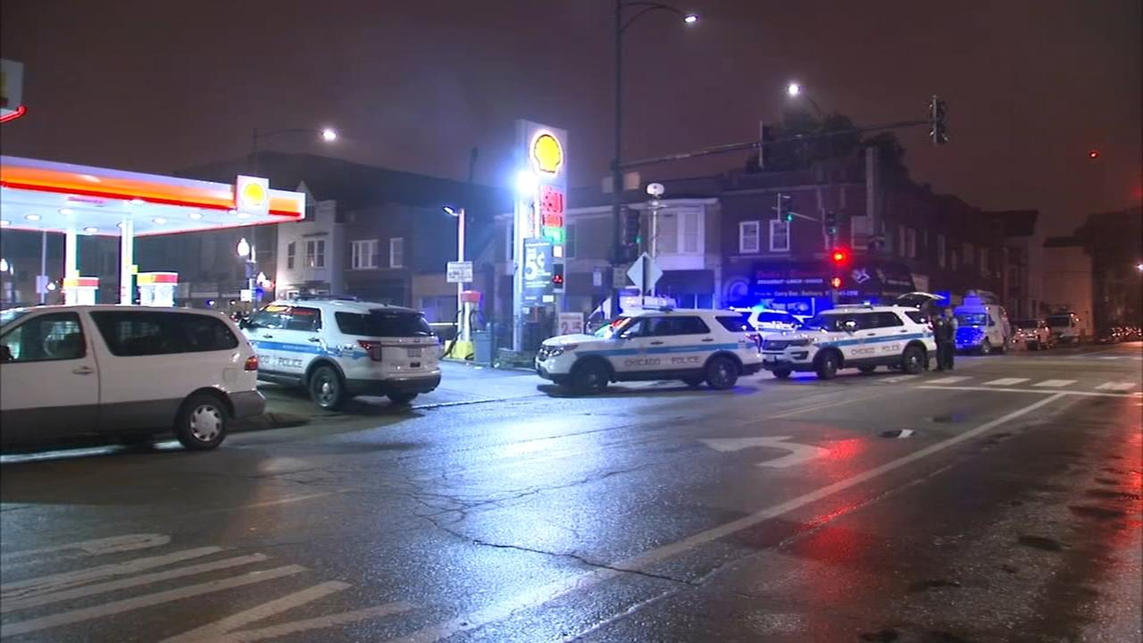 Fist fight leads to fatal shooting at Avondale gas station