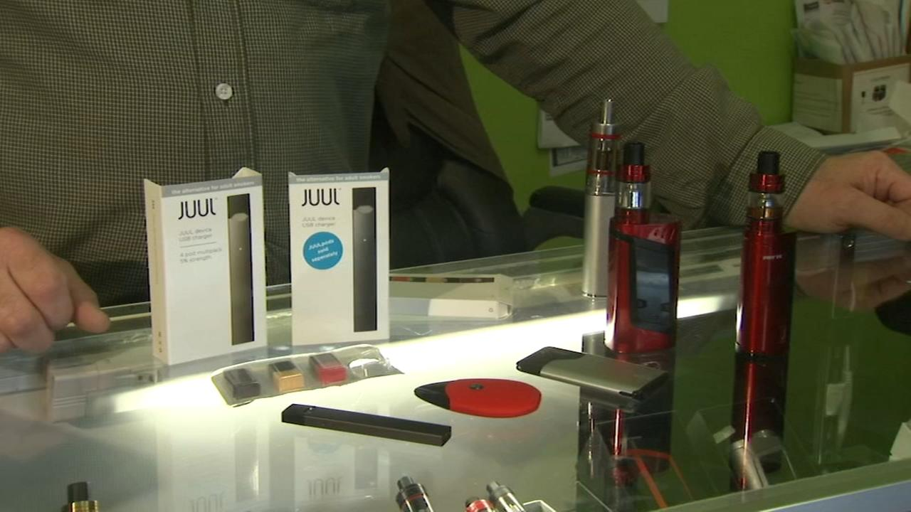 Teen vaping popularity keeps growing, parents and schools struggle to curb trend