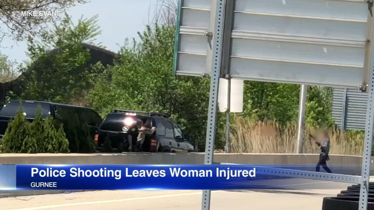 Police shoot armed woman in Gurnee