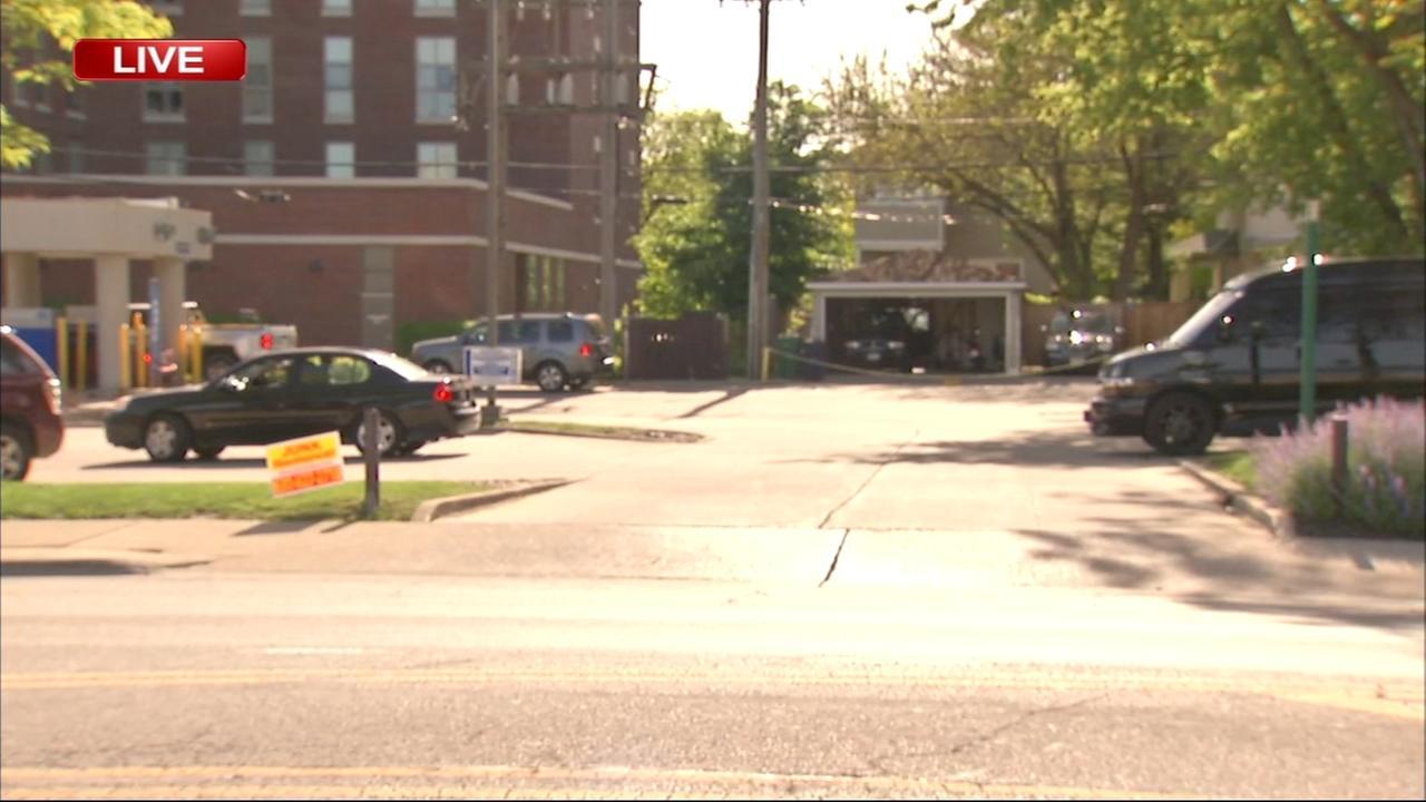 Man injured in Oak Park shooting; 2 in custody