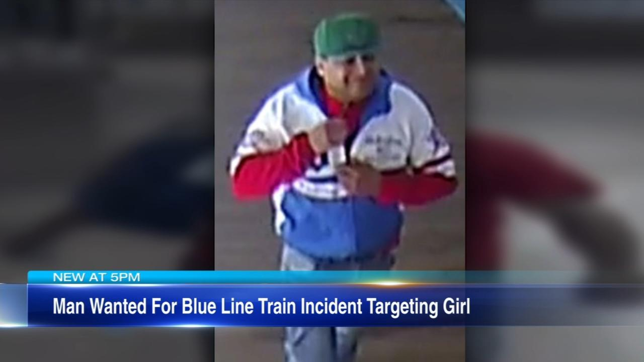 Man groped, kissed girl on CTA Blue Line train in Wicker Park, police say