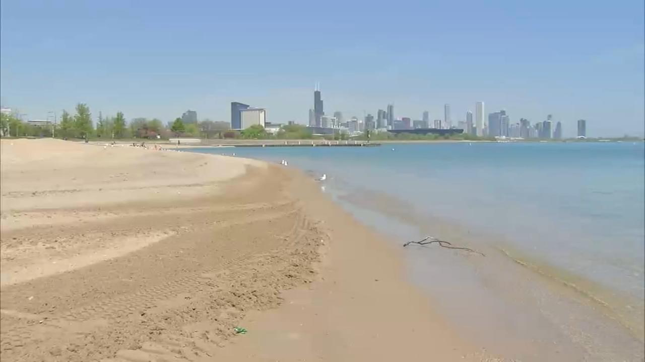 Chicago Beaches Open Friday But Is Lake Michigan Clean Enough To Swim In Abc7chicago