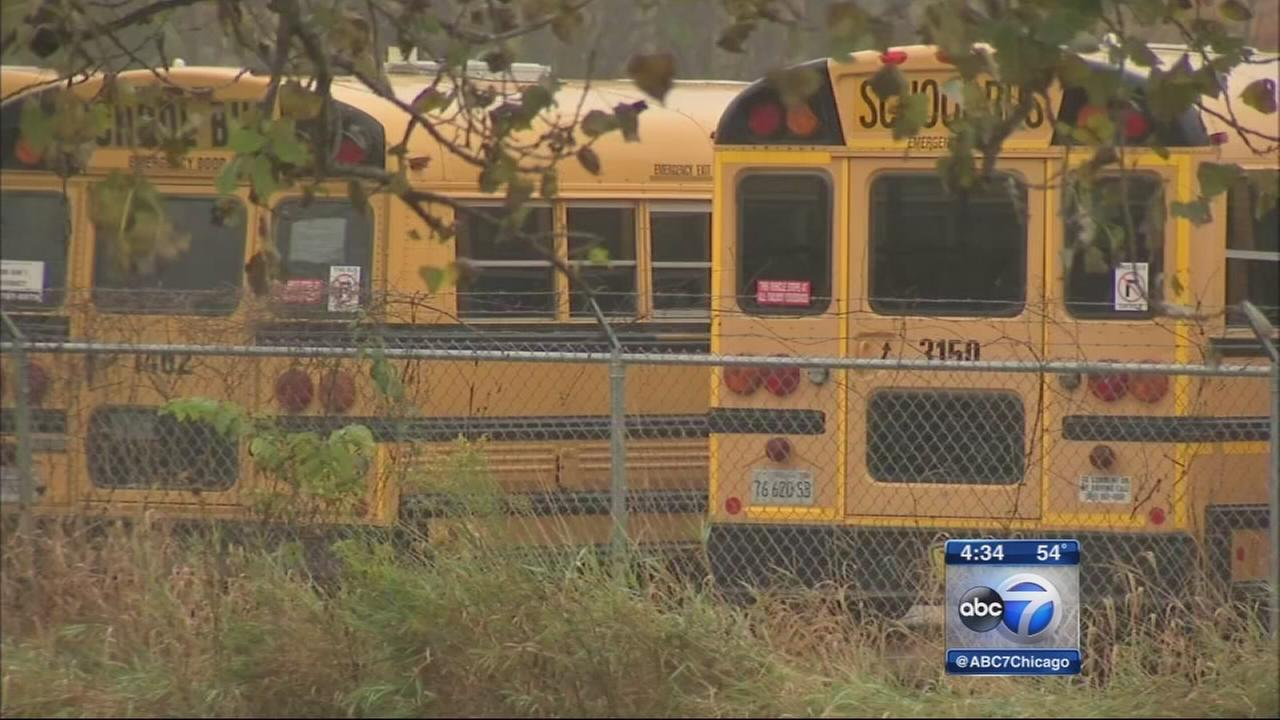 Gary school bus service threatened by financial problems