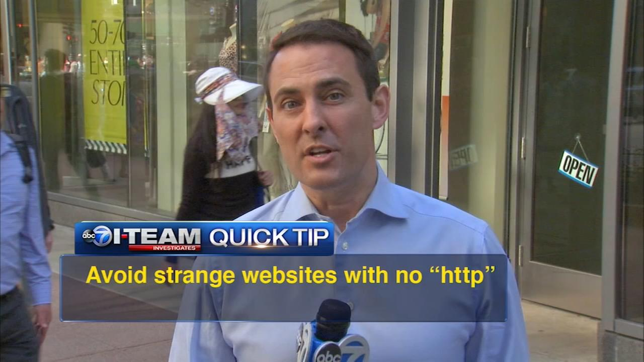 I-Team Quick Tip: Shopping Scam