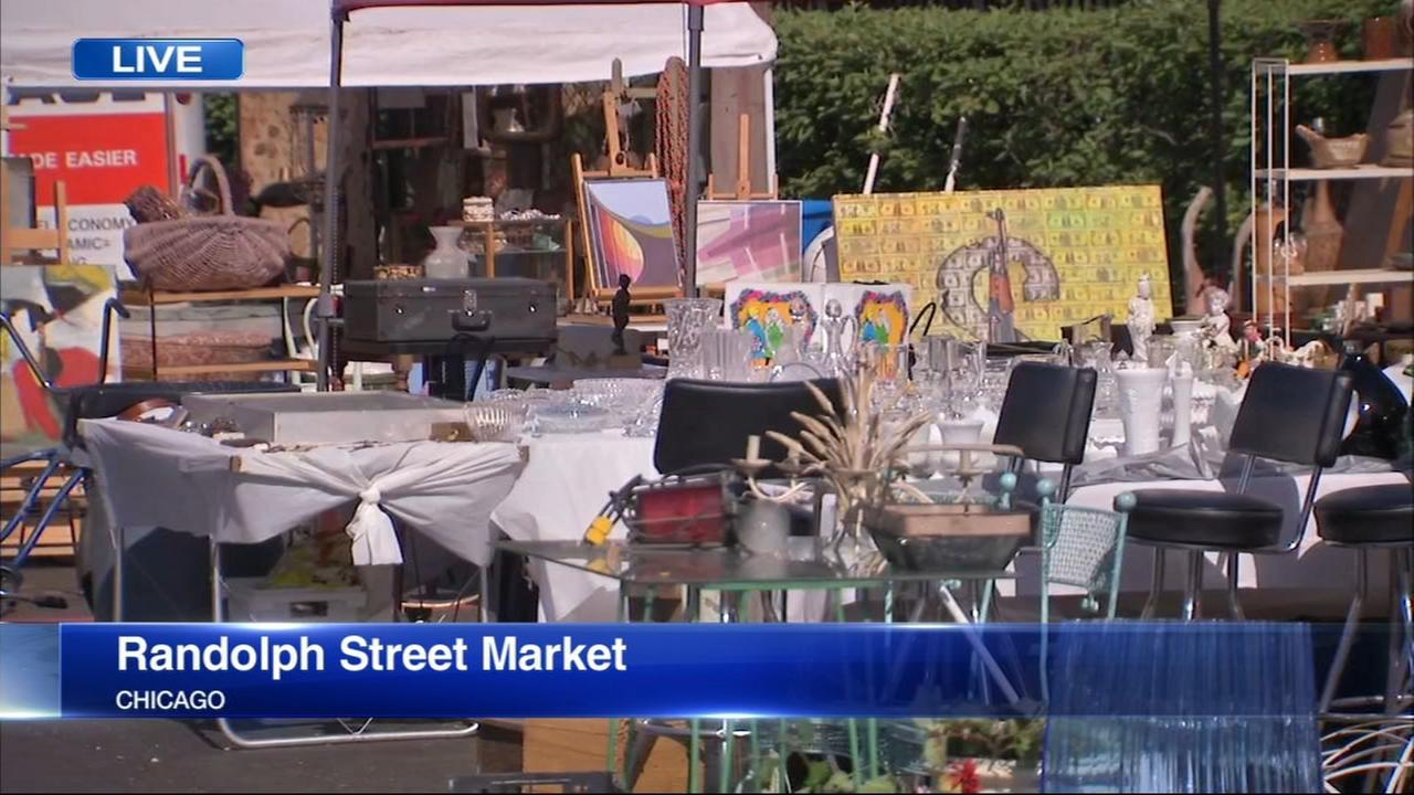 Randolph Street Market celebrating 15th anniversary
