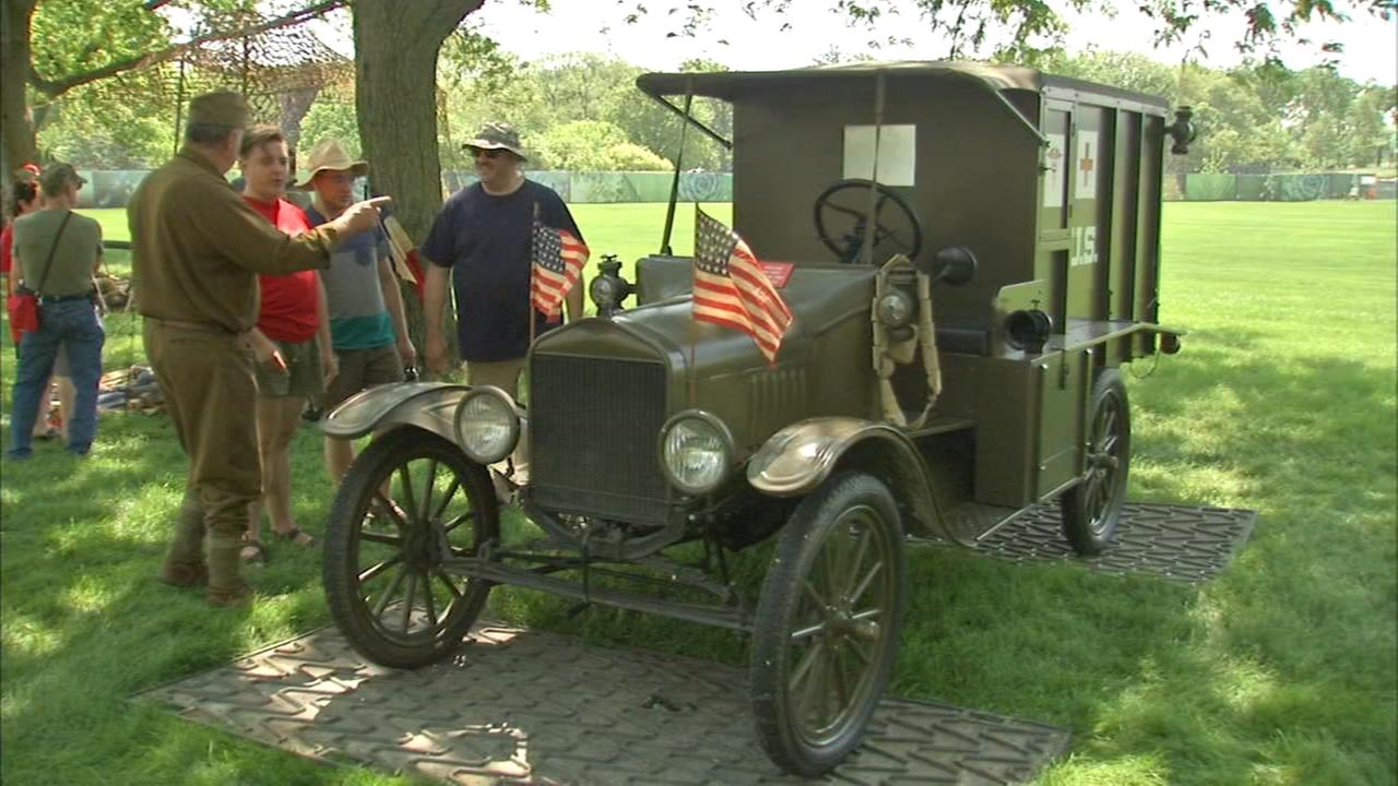 Wheatons Cantigny Park commemorates 100-year-old battle