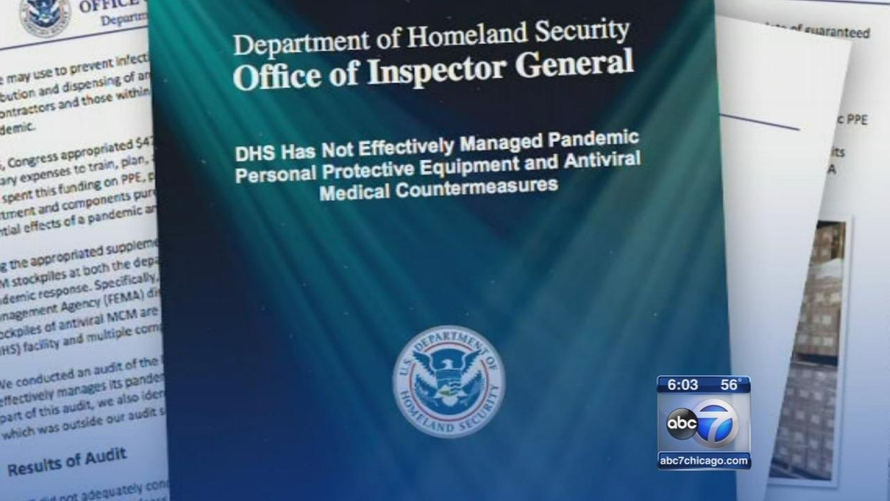 Homeland Security ill-prepared for major epidemic, investigation finds