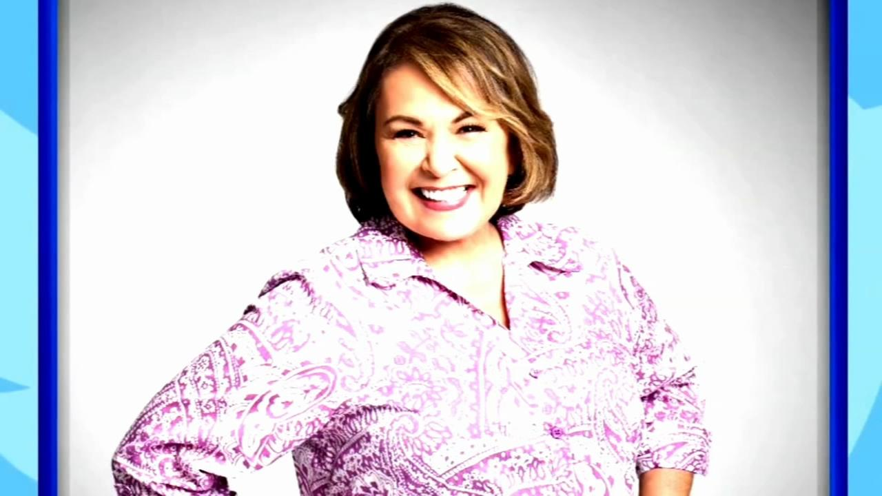 Roseanne Barr tweets up a storm after ABC show canceled