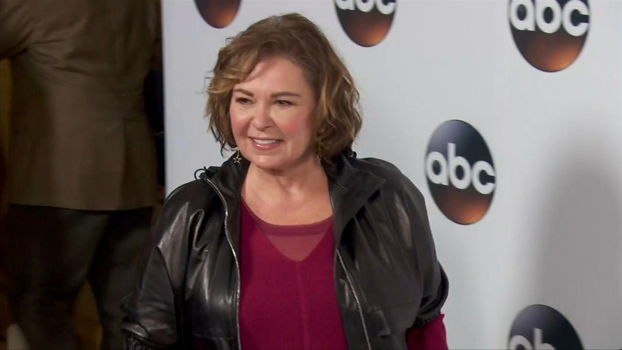 Roseanne blames Ambien for Valerie Jarrett tweet