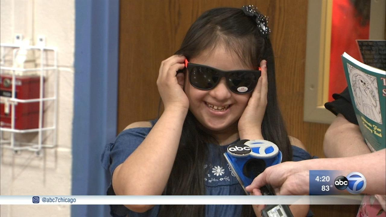 Special needs student surprised with Taylor Swift tickets