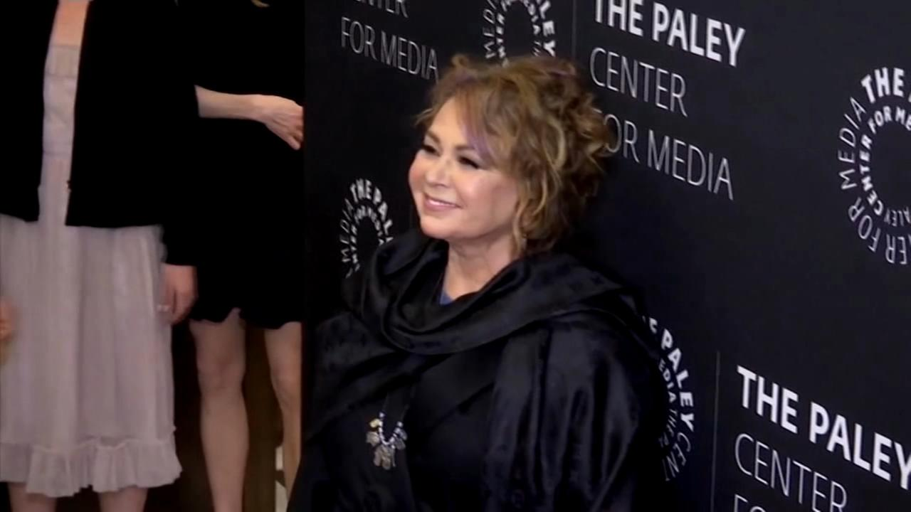 Roseanne blames Ambien for racist tweet
