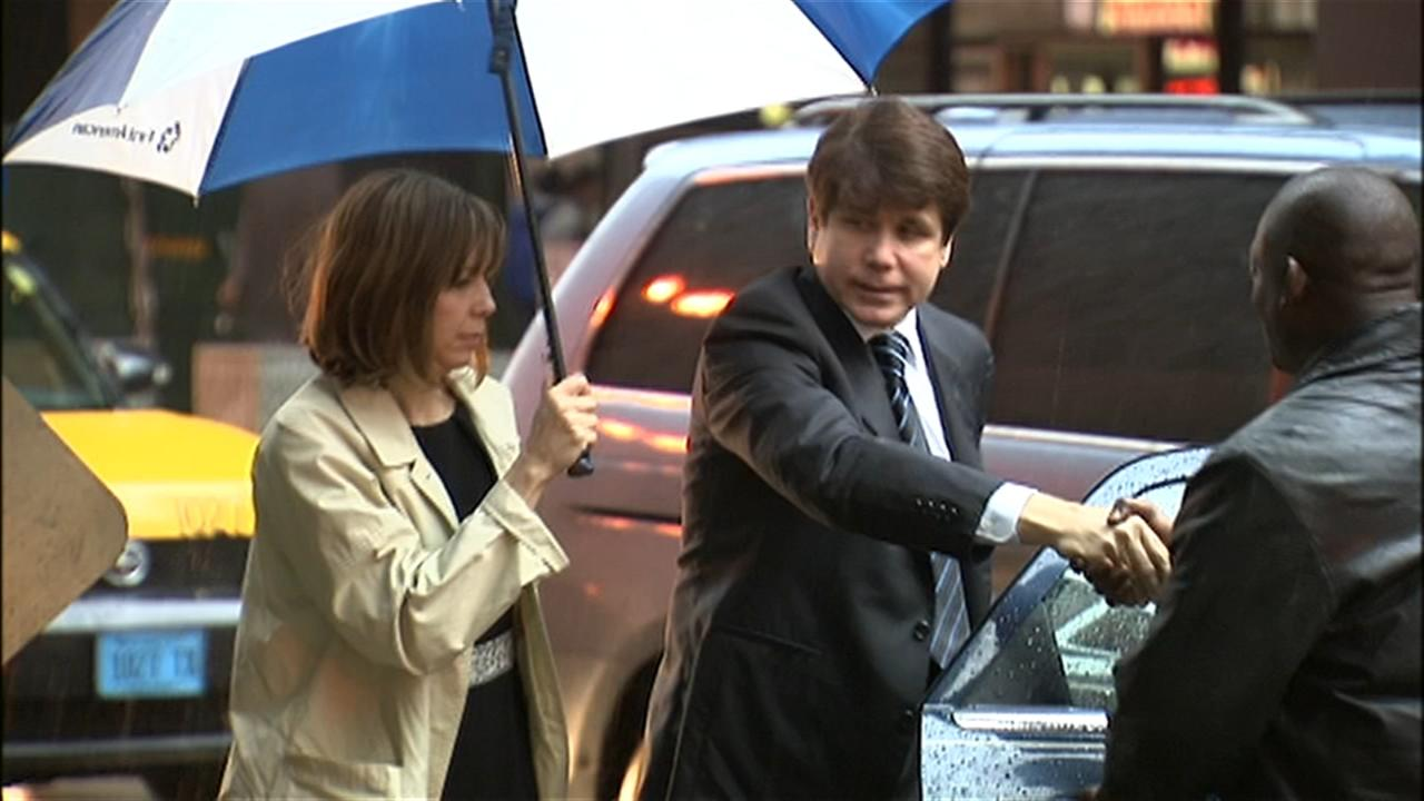 Patti Blagojevich hopeful after Trump comments on commuting sentence