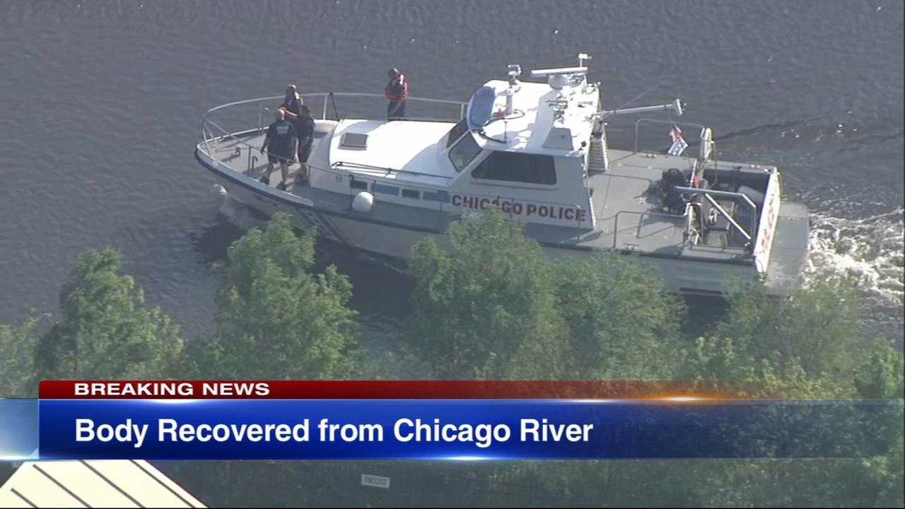 Decomposed body recovered from Chicago River