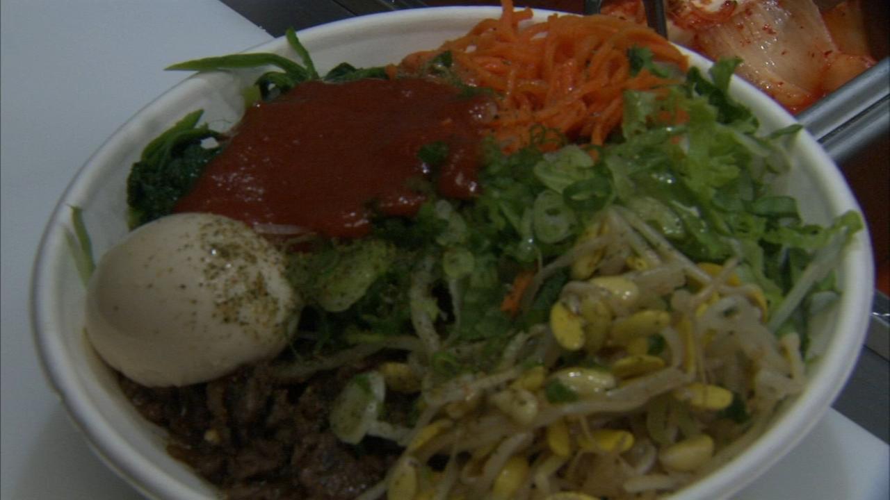 City Rock brings fresh Korean to the Loop