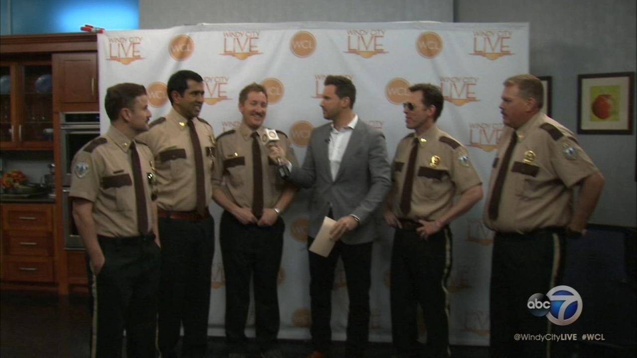 2 Minute Warning: Super Troopers 2
