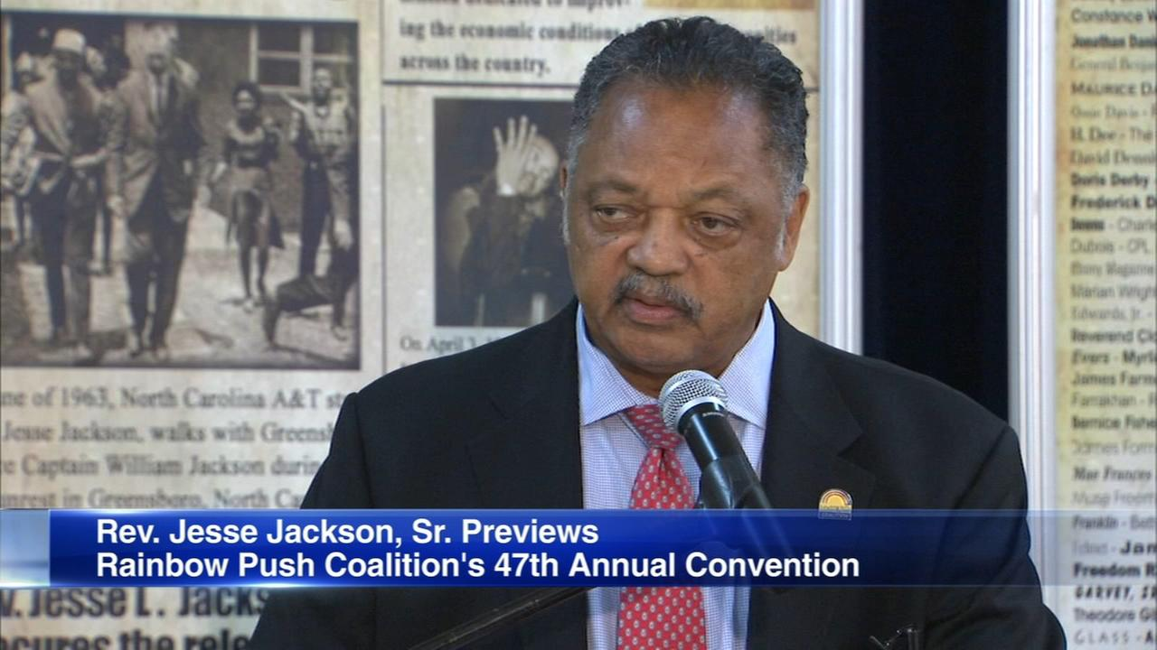 Rainbow/PUSH Coalition Convention planned for June