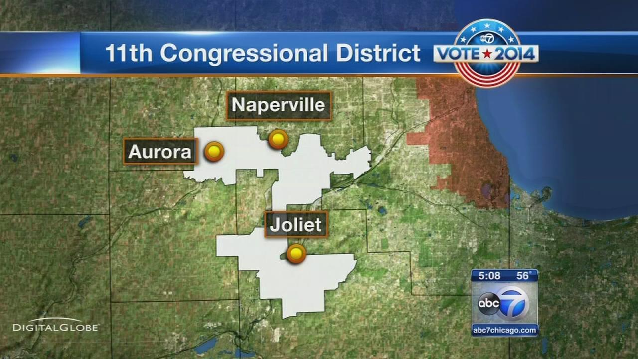 Race for Illinois 11th District tightens
