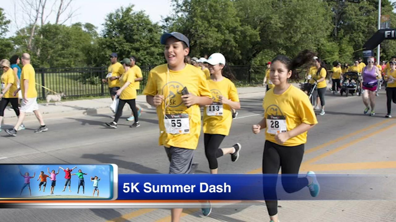 Metropolitan Family Services 5K dash to benefit schools