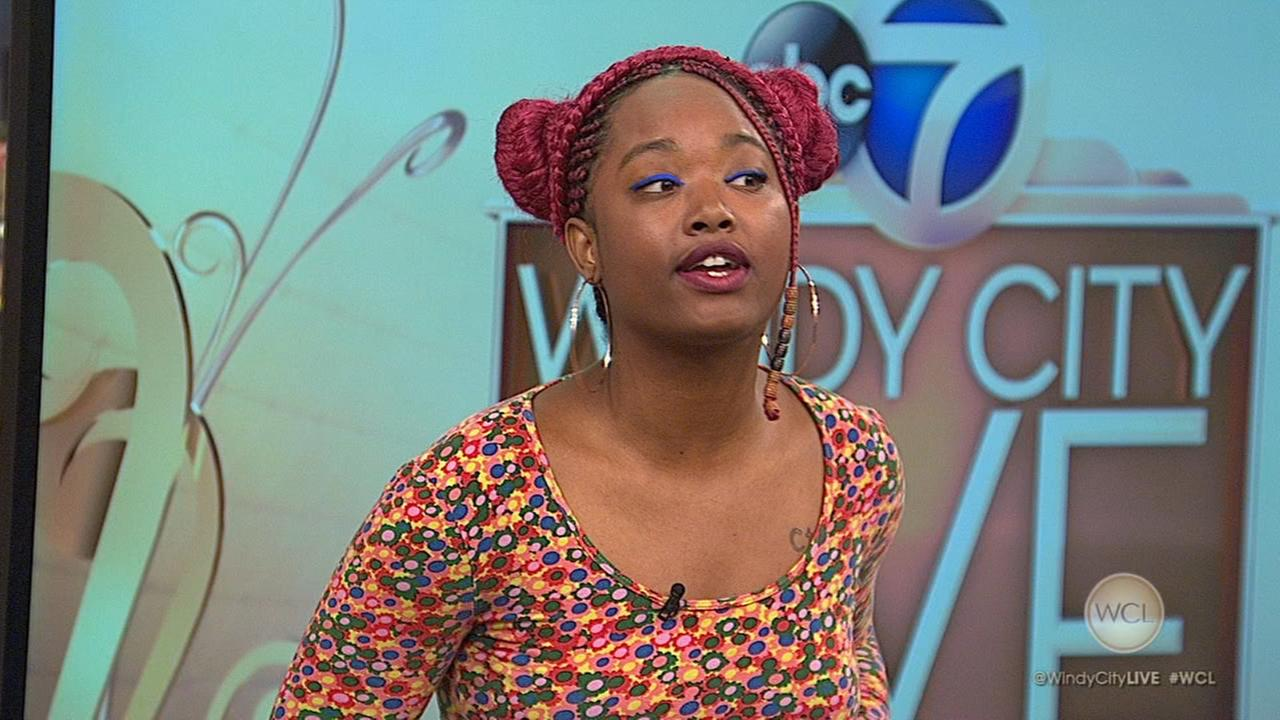 Bronzeville teen named National Youth Poet Laureate