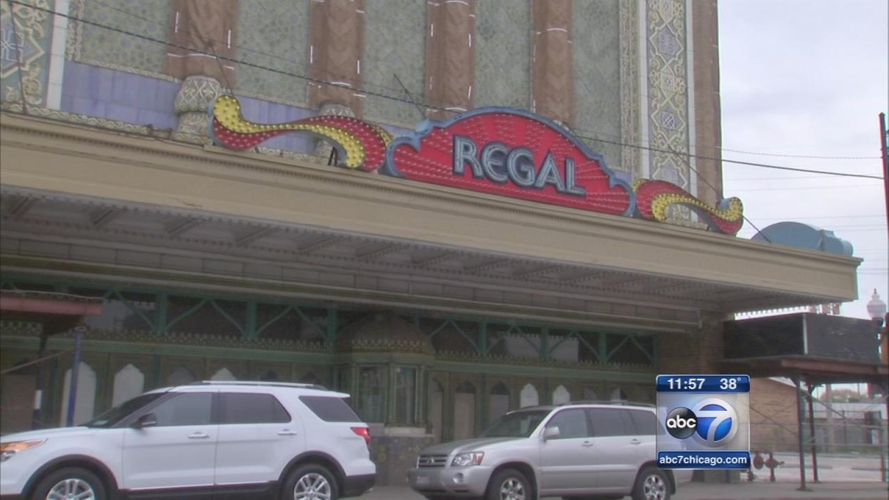New Regal aiming to bring stars back to landmark theater
