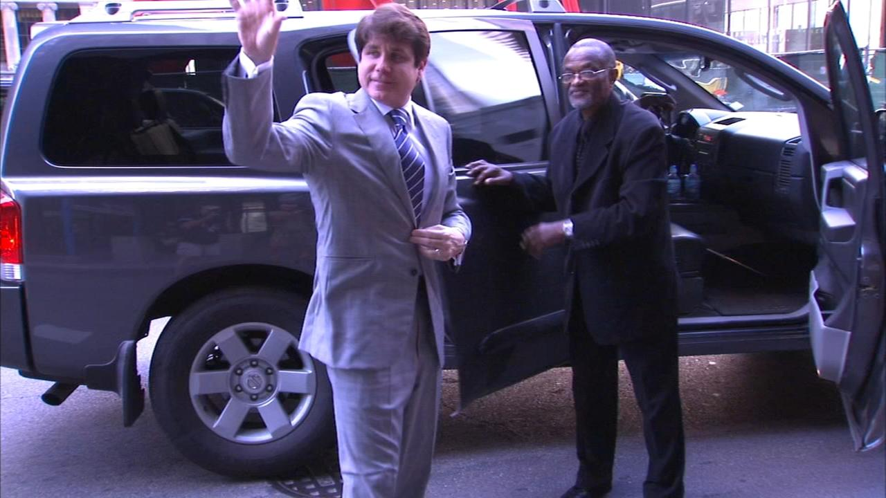 Rod Blagojevich attorneys file request to commute sentence