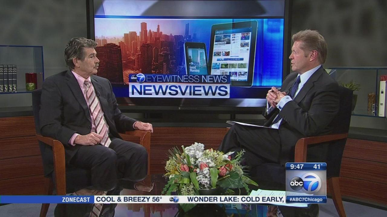 Newsviews: Cook County Clerk David Orr