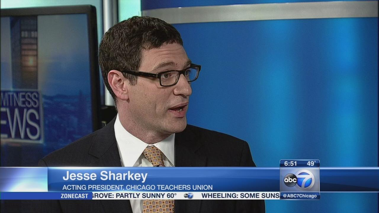 CTU VP Jesse Sharkey talks Karen Lewis