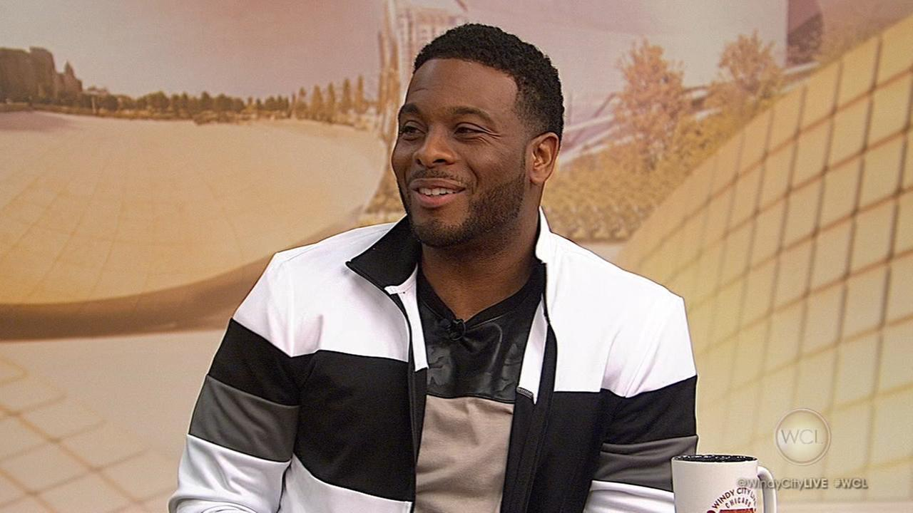Kel Mitchell talks Nickelodeon career, Slimefest